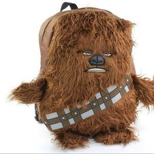 """Star Wars Chewbecca 3D 16"""" backpack"""